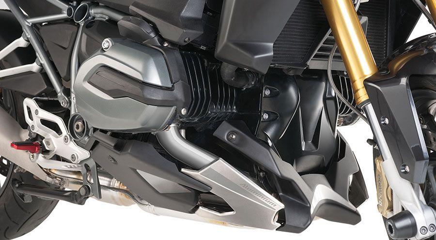 sabot moteur pour bmw r 1200 r lc 2015 accessoires moto hornig. Black Bedroom Furniture Sets. Home Design Ideas