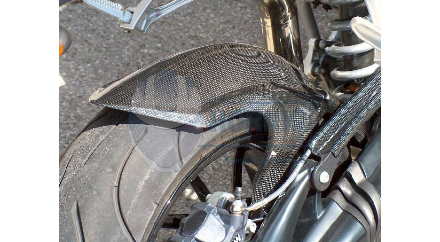 Garde-boue arri/ère moto roue arri/ère garde-boue garde-boue couvercle avec support adapt/é pour Hon/_da X-ADV 750 2017-2019
