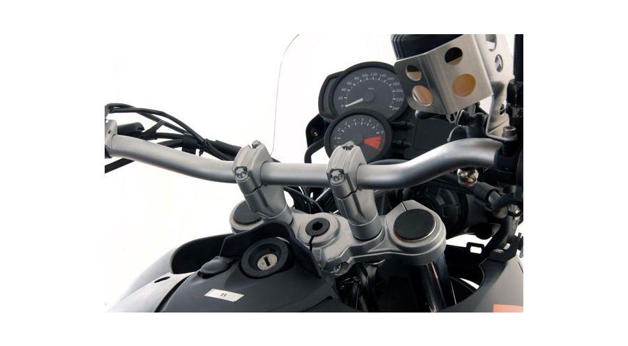 Moto guidon Handguards Pour BMW R1200GS LC volume moyen quotidien F650GS F700GS F800GS F800R 08-2017 Protecteurs main Pare-brise Handguard