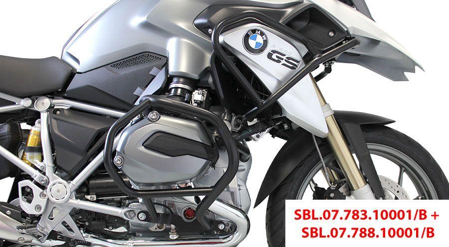 Pare Chocs Pour Bmw R1200gs Lc Accessoires Moto Hornig