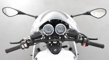 BMW R1200R & RnineT Guidon Superbike