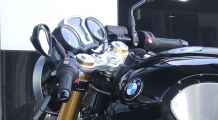 BMW R1200R & RnineT Conversion de Guidon AC Schnitzer Clip-on