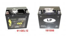 BMW F650GS (08-), F700GS & F800GS Batterie Gel