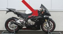 BMW S1000RR Porte-Badge en PRV