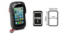 BMW R1200GS, R1200GS Adventure & HP2 Sac pour GPS iPhone4, 4S, iPhone5 et 5S