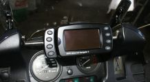 BMW R1100RT, R1150RT Support GPS