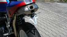 BMW R1200S & HP2 Sport Support Plaque d'Immatriculation