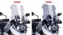 BMW R 1200 GS, LC (2013-) & R 1200 GS Adventure, LC (2014-) Pare-brise Touring R1200GS & Adventure LC