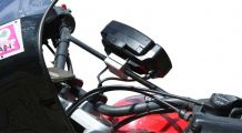 BMW R850GS, R1100GS, R1150GS & Adventure Support de fixation de GPS