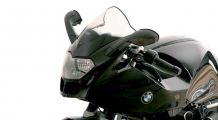 BMW R1200S & HP2 Sport Pare-brise Racing