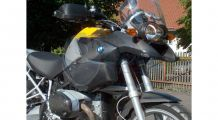 BMW R1200GS, R1200GS Adventure & HP2 Bec en fibre de carbone