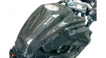 BMW R1200GS, R1200GS Adventure & HP2 Protège Réservoir Central en Carbone