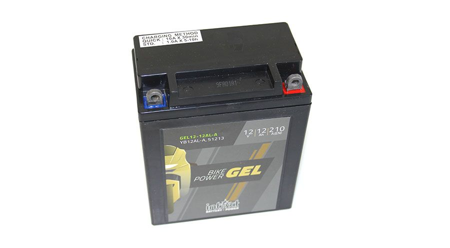 G 650 GS Batterie Gel