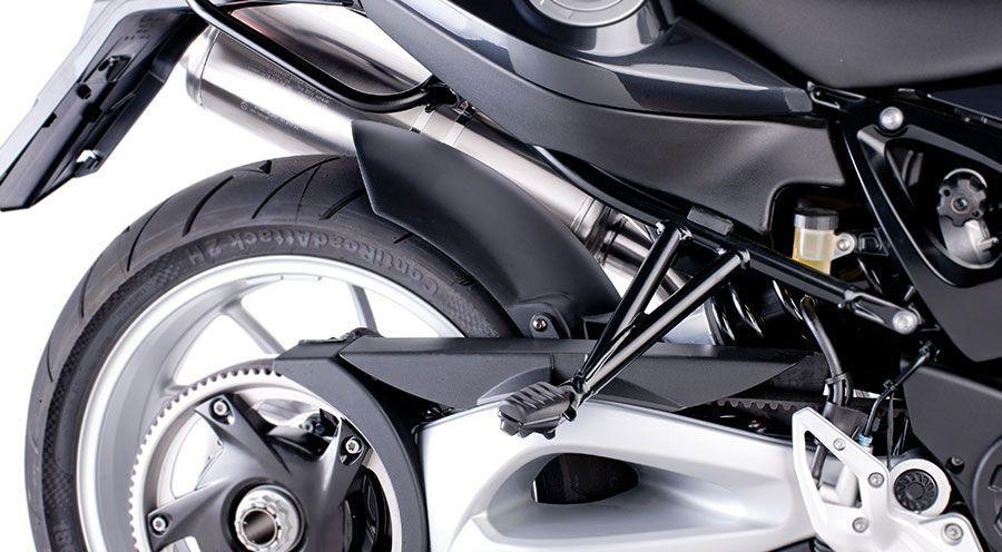 garde boue en r sine abs f800gt pour bmw f800gt accessoires moto hornig. Black Bedroom Furniture Sets. Home Design Ideas