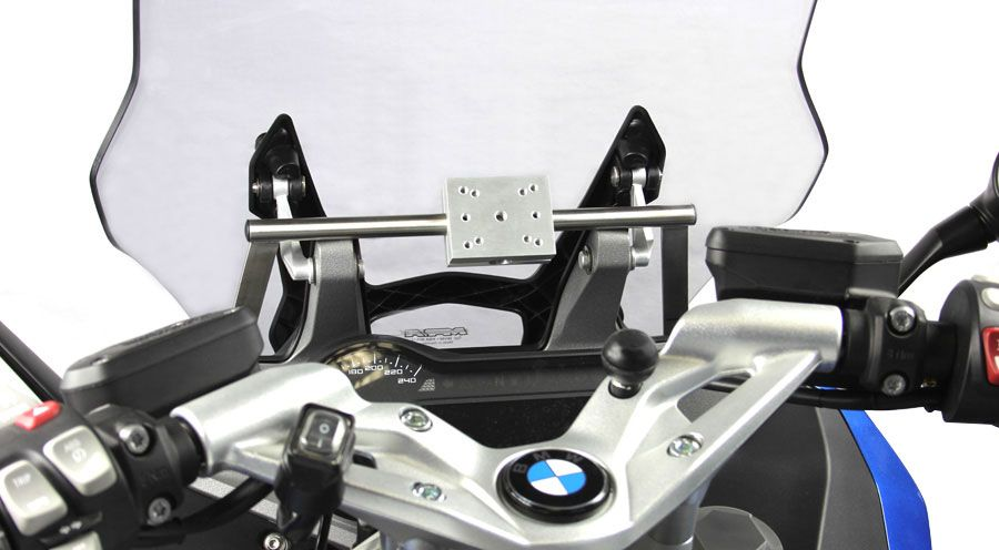 support gps pour bmw r 1200 rs lc 2015 accessoires moto hornig. Black Bedroom Furniture Sets. Home Design Ideas