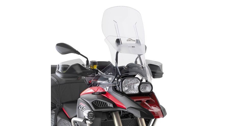 BMW F650GS (08-), F700GS & F800GS Pare-brise AirFlow F800GS Adventure