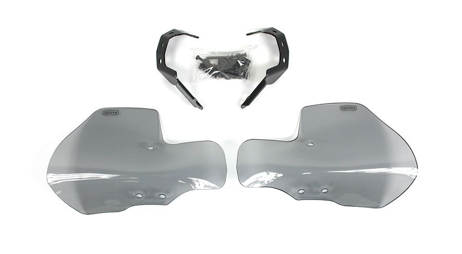 BMW F650GS (08-), F700GS & F800GS Protections des mains