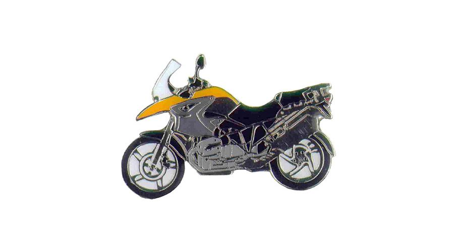 BMW R1200GS, R1200GS Adventure & HP2 �pinglette R 1200 GS (orange)