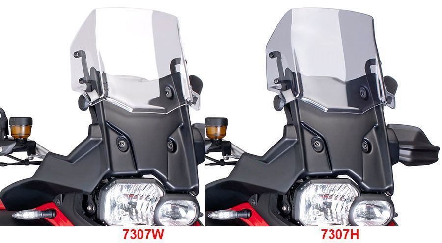 pare brise touring f800gs adventure pour bmw f800gs adventure accessoires moto hornig. Black Bedroom Furniture Sets. Home Design Ideas