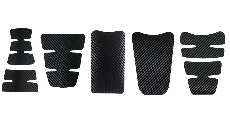 BMW R1200RT Protection Réservoir en Fibre de Carbone