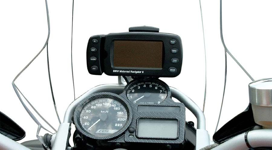 monture gps 1 pour bmw r1200gs 2008 2012 accessoires moto hornig. Black Bedroom Furniture Sets. Home Design Ideas