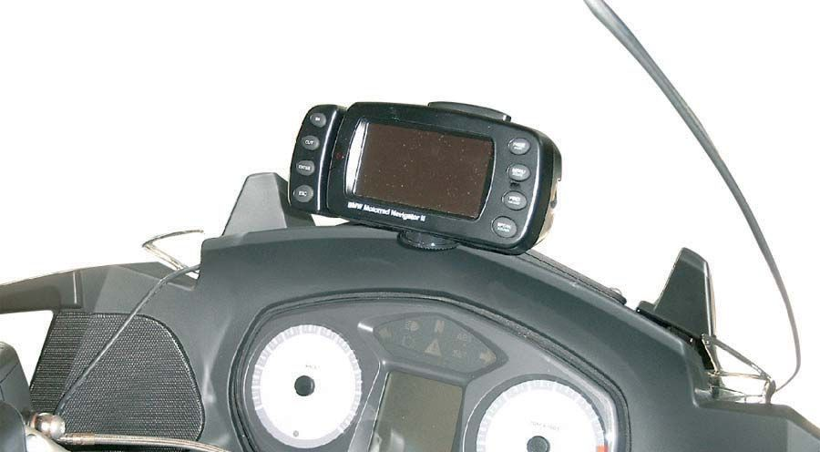 BMW R1200RT Support GPS 3