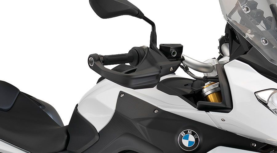 BMW S 1000 XR Protections des mains