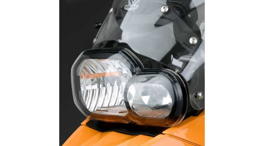 BMW F800R Polycarbonate Headlight Guard