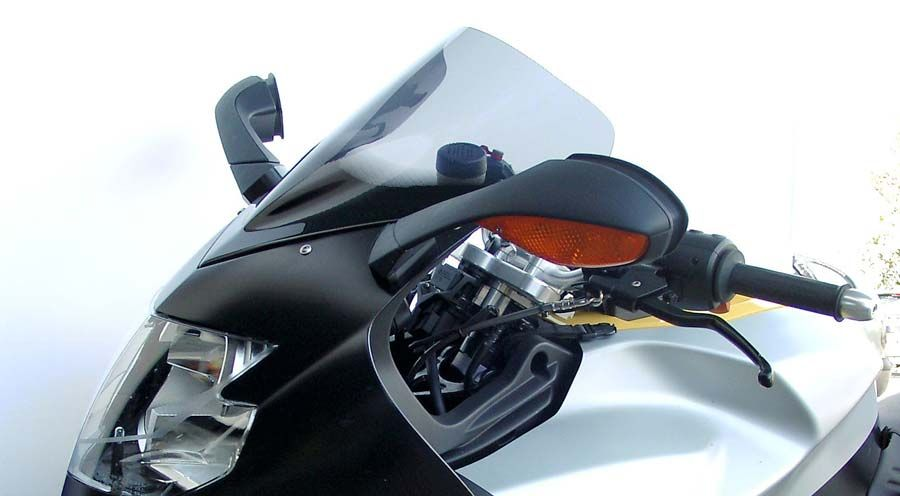 BMW K1200S Pare-brise Racing