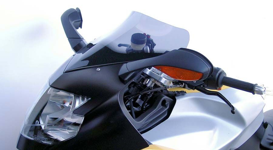 pare brise spoiler pour bmw k1200s accessoires moto hornig. Black Bedroom Furniture Sets. Home Design Ideas