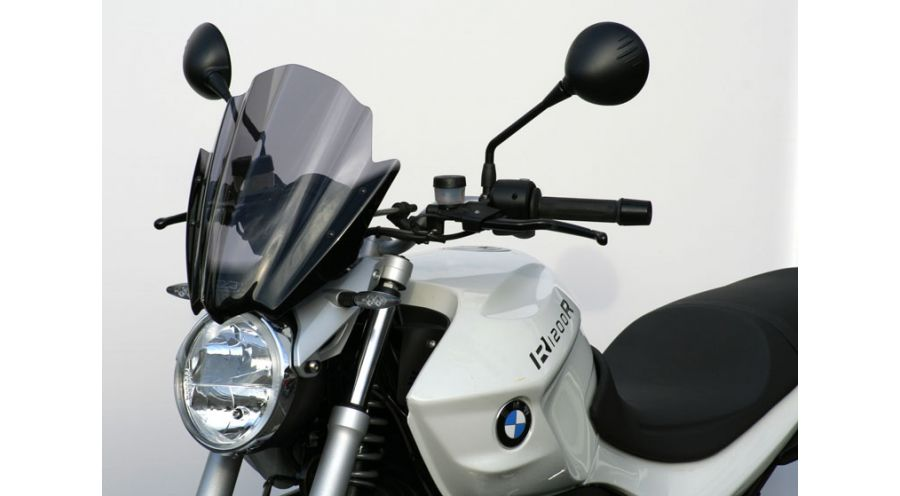 BMW R1200R & RnineT Pare-brise Racing-Screen