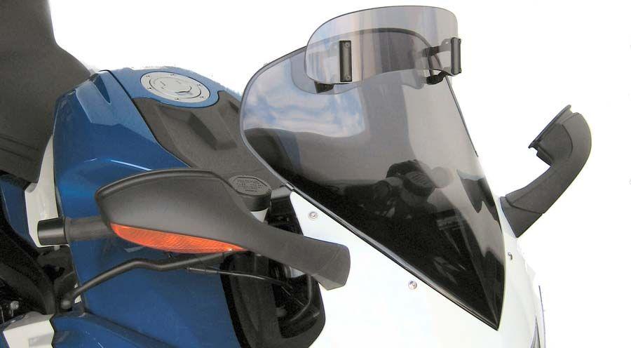 pare brise touring vario pour bmw k1300s accessoires moto hornig. Black Bedroom Furniture Sets. Home Design Ideas