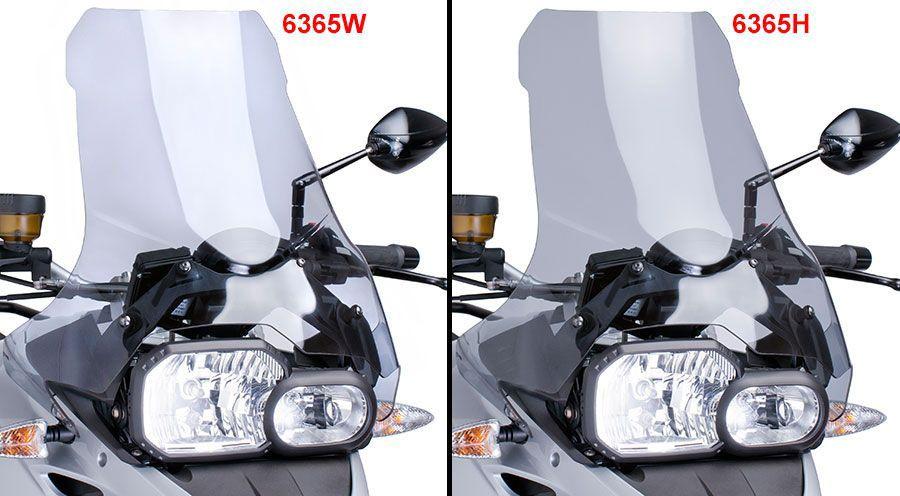 pare brise touring f700gs pour bmw f700gs accessoires moto hornig. Black Bedroom Furniture Sets. Home Design Ideas