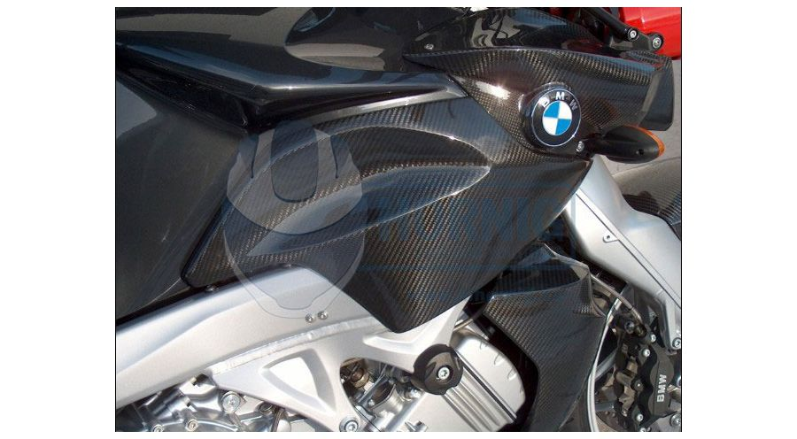 BMW K1200R & K1200R Sport Protection lat�rale