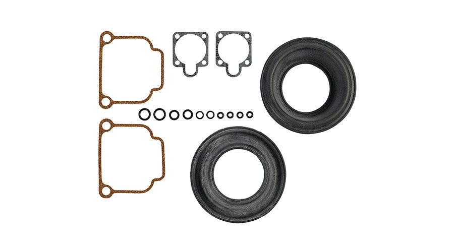 BMW R 100 Kit joints carburateurs, diaphragme inclus, 40mm