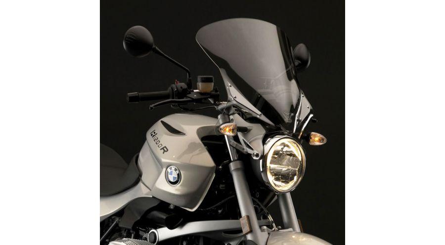 pare brise pour bmw r1200r 2005 2010 accessoires moto hornig. Black Bedroom Furniture Sets. Home Design Ideas