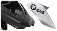 BMW R 1250 GS & R 1250 GS Adventure Fibre de carbone, PRV