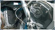 BMW R1200RT (2005-2013) Fibre de carbone, PRV
