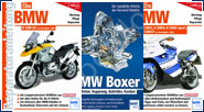 BMW R1200GS, R1200GS Adventure & HP2 Livres