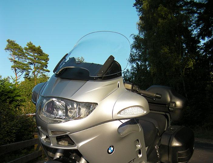 Bmw R 1150 Rt Concours Photo Moto Bmw Accessoires Moto Hornig Accessoire Pour Votre Bmw