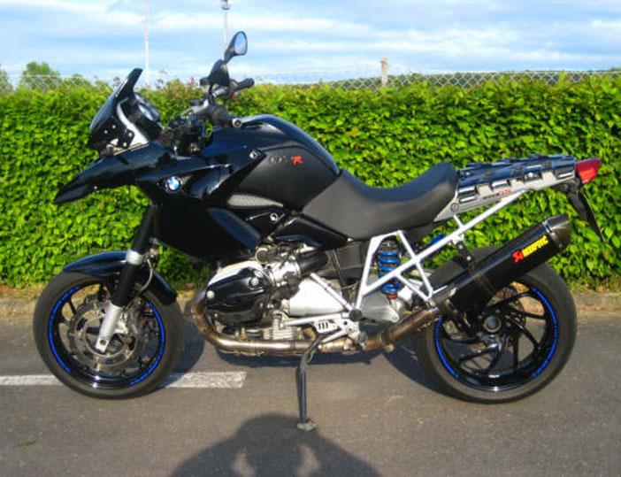 Accessoires moto bmw 1200 gs adventure