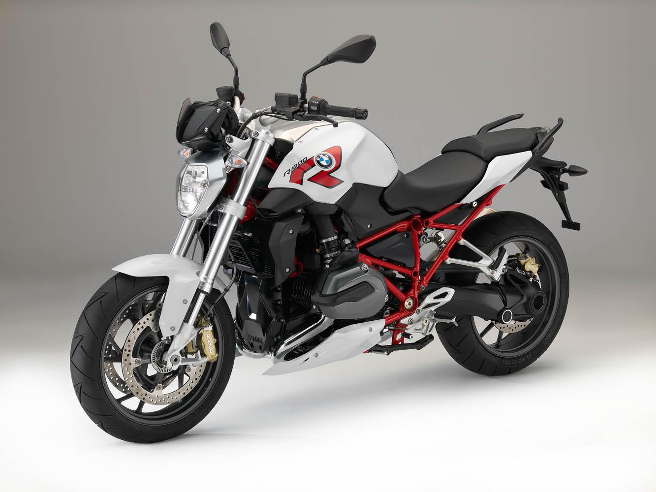 la nouvelle bmw r 1200 r 2015 un roadster pour un maximum plaisir de conduire accessoires moto. Black Bedroom Furniture Sets. Home Design Ideas