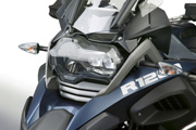 Protège Phare LED en Polycarbonate pour BMW R1200GS LC & R1200GS Adventure LC