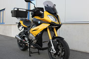 S1000XR conversion par Hornig