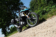 Conversion BMW G310GS de Hornig