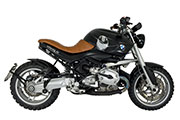BMW R1200R Scrambler conversion de Hornig