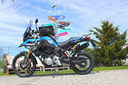 Conversion BMW F850GS de Hornig
