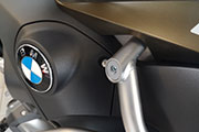Caches Carénages Antichutes pour BMW R1250GS Adventure