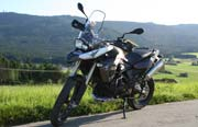 BMW F800GS Windscreen
