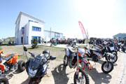 Season opening party BMW Motorcycle Parts Hornig